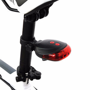 LED Rear Bike Light