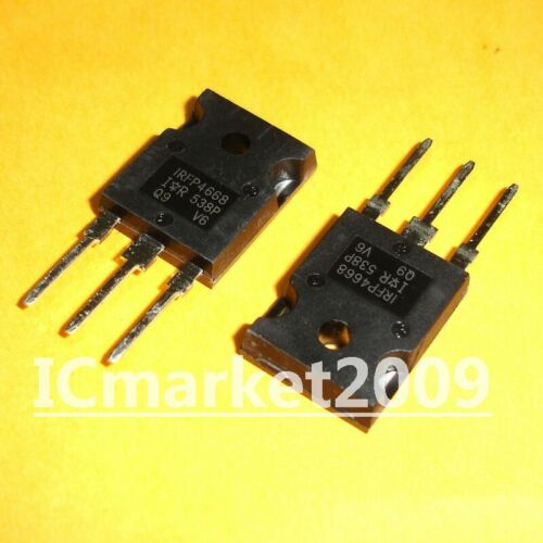 10 PCS IRFP4468 TO-247 IRFP4468PBF High Efficiency Synchronous