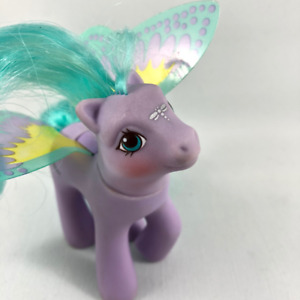 Vintage Rare Hong Kong My Little Pony Baby Highflier Summerwing