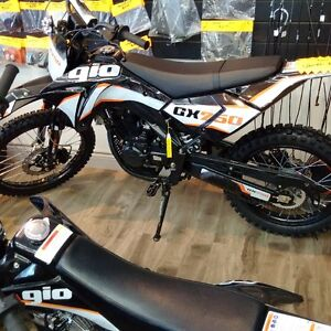 NEW!! GIO GX250 DIRT BIKE!!! GREAT DEAL!!