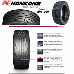 May Nankang NS2R 15 16 17 18 INCH special all size @ JSpec
