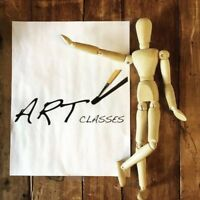 ART CLASSES, ART LESSONS for all ages and skill levels!