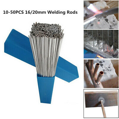 Usa Easy Aluminum Welding Rods Wire Brazing 10203050pcs Free Shipping 1.64ft