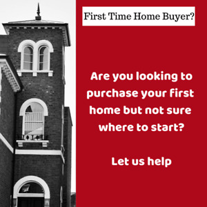 First Time Home Buyer? Looking For Information?