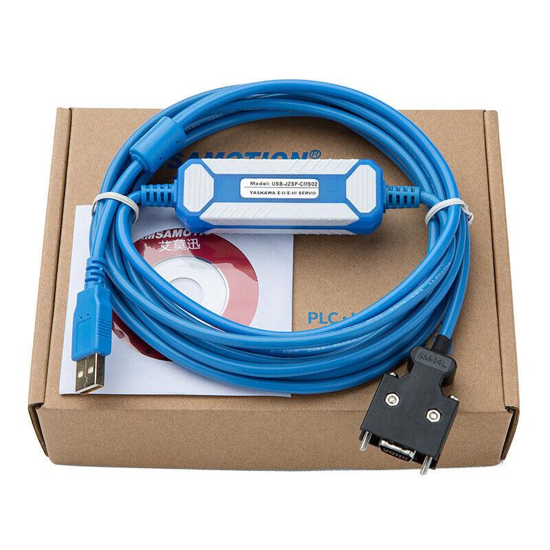 USB-JZSP-CMS02 Suitable Yaskawa Sigma-II/ Sigma-III Series Servo Debugging Cable