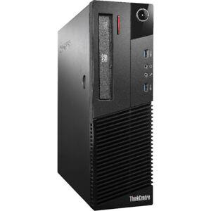 COMPUTER •  i7 • 4770 • 16GB RAM • 250GB SSD • DVD • WIN 10
