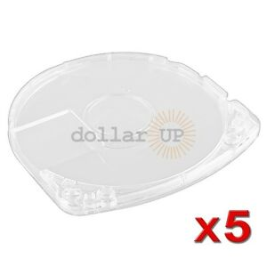 5x Repair Part UMD Game Holder Box Disc Shell Case Replacement For Sony PSP