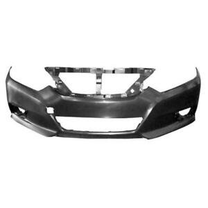 New Painted 2016 2017 2018 Nissan Altima Front Bumper