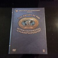 WWE DVD - History of the Intercontinental Championship $10
