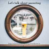 Pint & Parenting: a learning event for dads