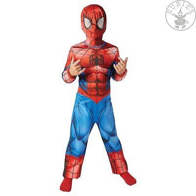 RUB 3620680 Lizenz Kinder Jungen Kostüm Ultimate Spiderman Classic Marvel Spider