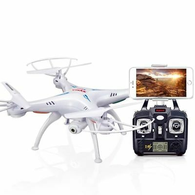 Syma X5SW-V3 Explorers 2.4G RC Headless Quadcopter Drone with HD Wifi Camera