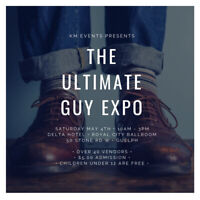 The Ultimate Guy Expo