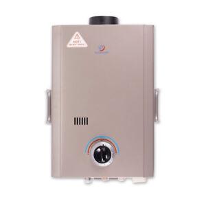 Chauffe-eau portatif sans réservoir 7L/min Eccotemp L7