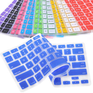 Silicone Keyboard Cover for Macbook Pro/Air