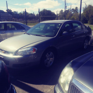 2007 chevy impala $3950 certified