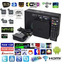 ANDROID TV BOX MXQ MXIII G M8S M8+ PLUS MINIX 8 T8 PRO Z4 KODI