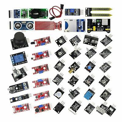 45 in 1 sensor module kit tutorials
