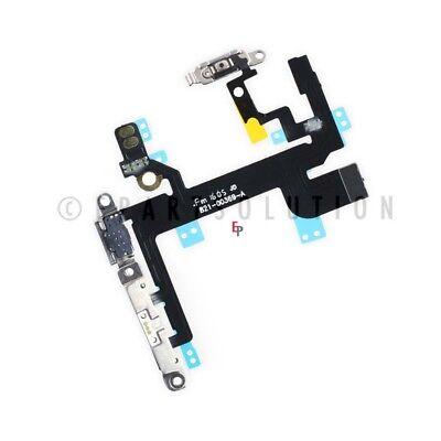 iPhone SE Power Button Volume Button Connector Flex Cable A1662 A1723 A1724 USA