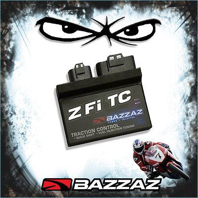 13 - 15 TRIUMPH DAYTONA 675R NEW BAZZAZ TRACTION CONTROL SYSTEM TC Z-FI & QS