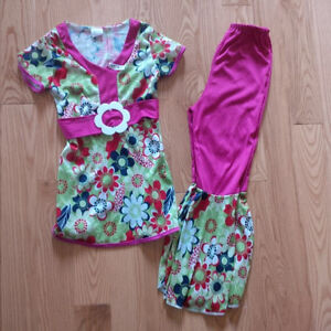 """""""Hippy"""" Halloween Costume - approx size 4/5"""