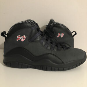 "2008 Authentic Air Jordan 10 ""Shadow"" Size 9 Best Offer Accepted"