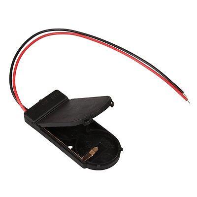 Batteriehalter für 2x Knopfzelle CR2032 mit EIN-AUS Schalter, Batteriefach