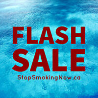 Stop Smoking in 1 Treatment! (May 2018 Save $25)