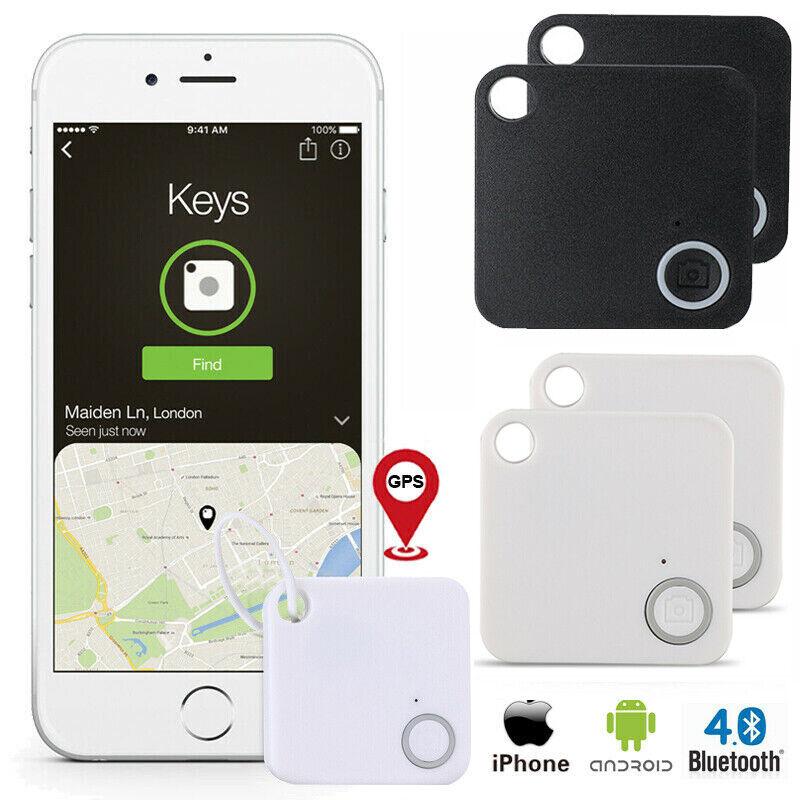 4Pack Tile GPS Trackr Wireless Bluetooth Anti-Lost Tracker Wallet Key Pet Finder