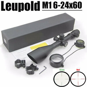 Telescope - Leupold MARK 4 M1 6-24x60