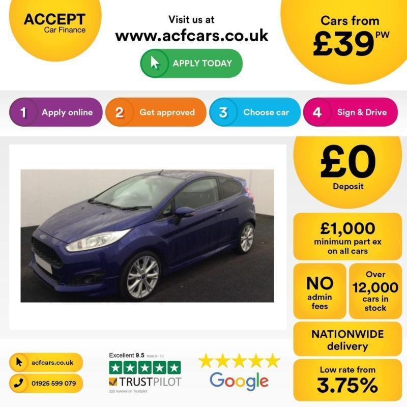 Ford Fiesta 1.0 ( 125ps ) EcoBoost (