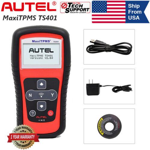 Autel TS401 TPMS Sensors Activate Relearn Service Diagnostic Tool Reset Scanner