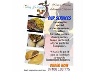 King J's Cuisine- Caterer for West African/Nigerian delicacies, Wedding, Birthday Party, House Party
