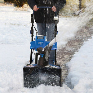 Snow Joe iON 40-Volt 18-in Cordless Electric Snow Blower