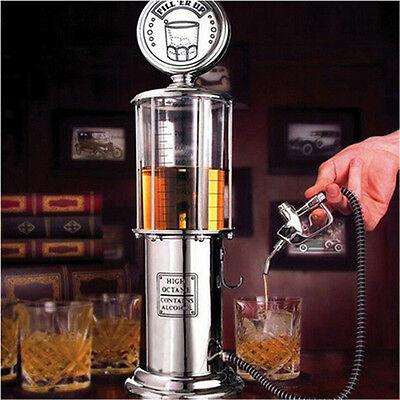 New Pretty Tage Gas Pump Bar Drinking Alcohol Liquor Dispenser Eplus