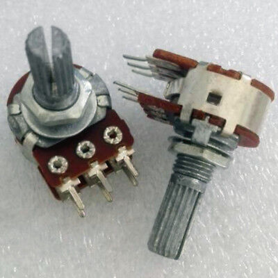 Magnificent 20K 100R Pins 3W Wx14 12 Linear Mono Potentiometer Dreh Poti Wiring Cloud Oideiuggs Outletorg