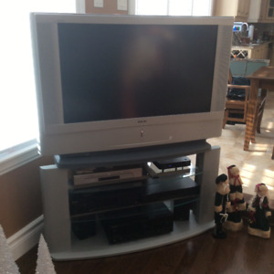 42 inch Sony Grand Vega with stand