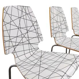 Vilmar Ikea Chairs x4