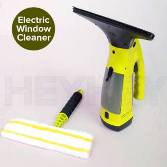 Bathroom Shower Squeegee Glass Electric Window Cleaner Wiper