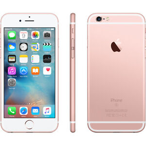Selling my Rose Gold Iphone 6, 16GB, unlocked for any carrier.