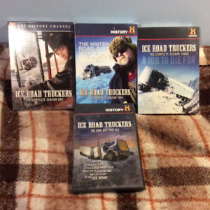 ICE ROAD TRUCKERS DVDS FOR SALE!