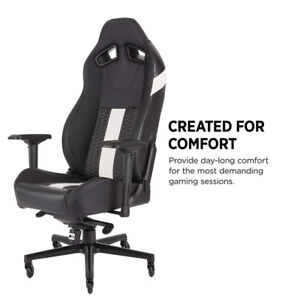 CORSAIR T2 Road Warrior Gaming Chair (Brand New)