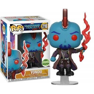 Funko POP! Marvel: Guardianes de la Galaxia: Yondu Exclusiva