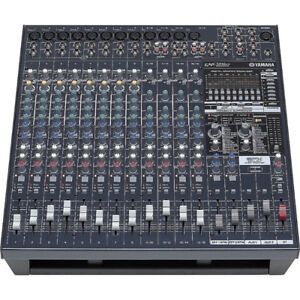YAMAHAPOWERED MIXER EMX16CF  MINT CONDITION
