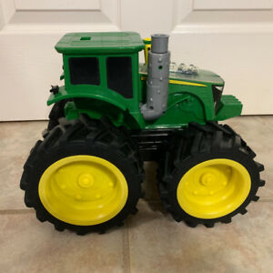 John Deere Toy Tractors, Barely Used, Like New