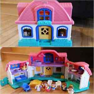 Little People Dollhouse