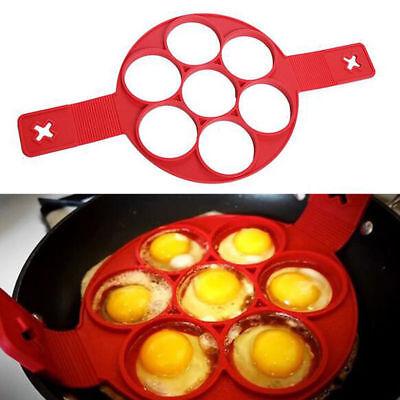 Egg Mold - Pancake Nonstick Cooking Tool Egg Ring Maker Cheese Egg Cooker Pan Flip Egg Mold