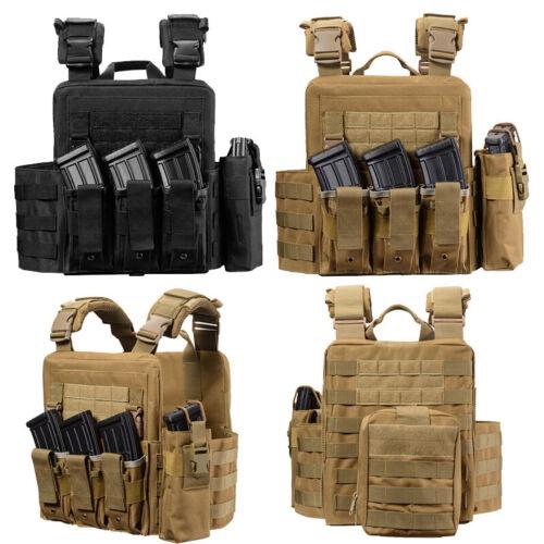 Tactical 6094 Tactical Vest Chest Rig Vest Protective vest