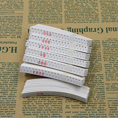 175 Value 0603 Smd Resistor Kit 0r10mr 110w 1 3500pcs Rohs