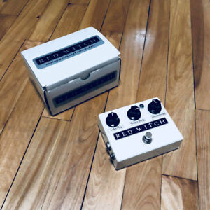 Red Witch Deluxe Moon Phaser & Tremolo boutique